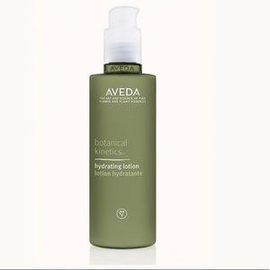 Aveda hydrating lotion